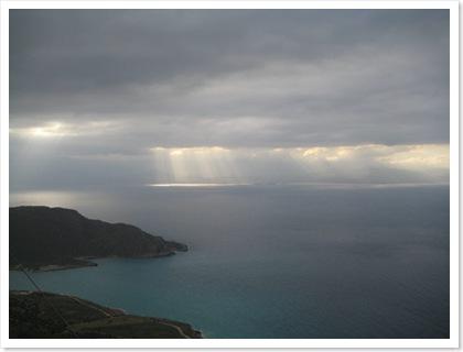 de baai van mirabello